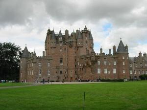 Skotsko - Zámek Glamis